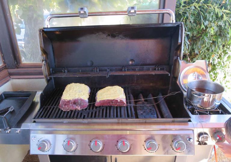 fleisch-am-grill