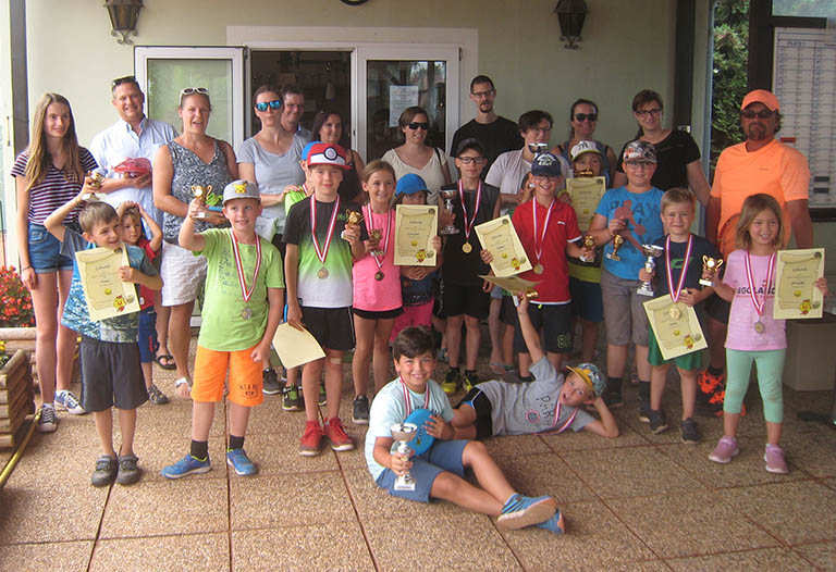 Kindercamp A - 2019