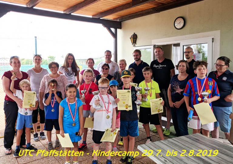 Kindercamp B - 2019