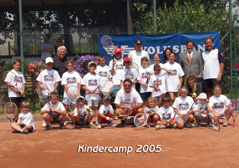 Kindercamps aus vergangenen Jahren
