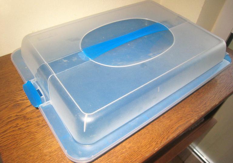 tablett blau