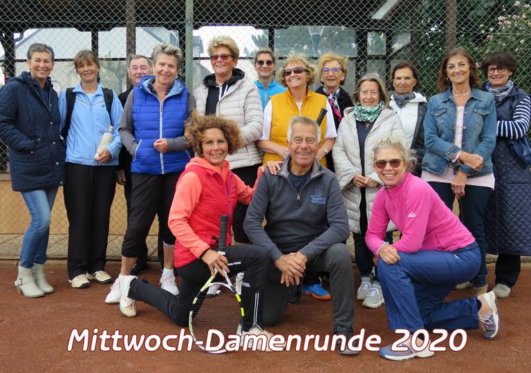 Mittwoch Damenrunde 2020 - web